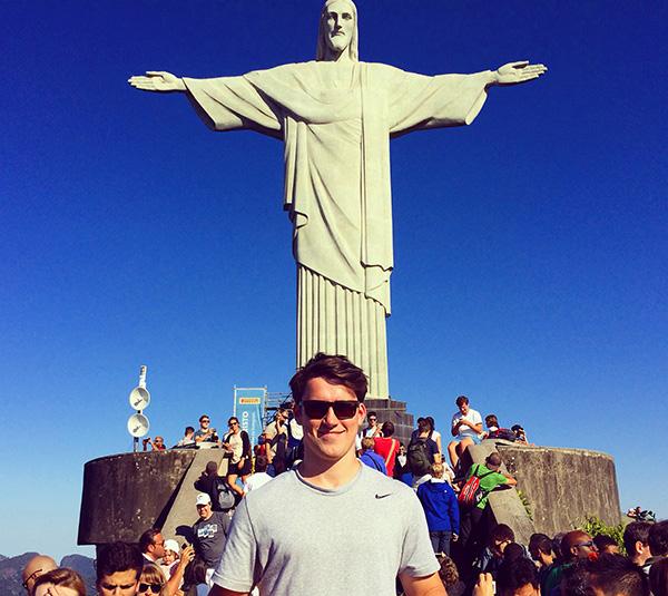 Mason in Rio