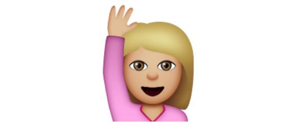 girl emoji