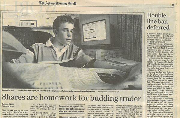 21 years of investing