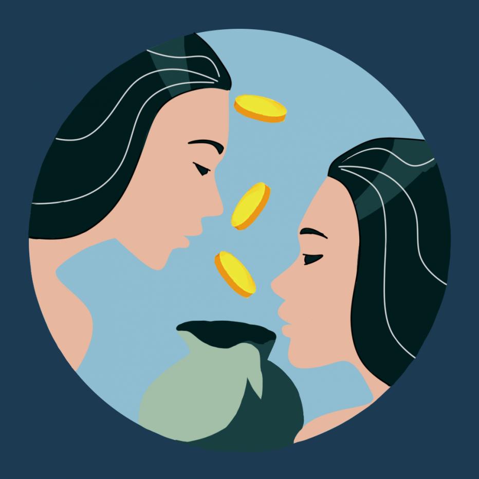 Gemini and money